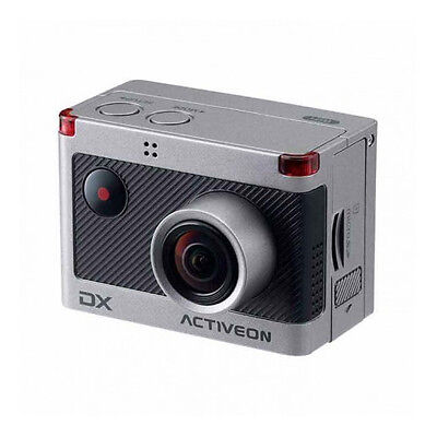 Action cam ACTIVEON DX Videocamere Megapixel totali 12 MP Full HD