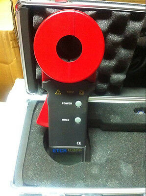 ETCR2100A+ Digital Clamp On Ground Earth Resistance Tester Meter !!NEW!!