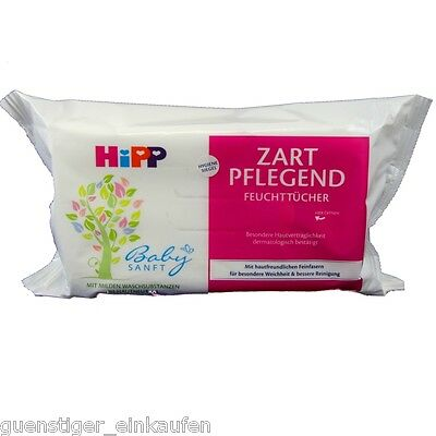 Hipp Baby Soft Wipes 12 Packs of 56
