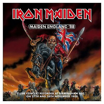 Iron Maiden - Maiden England '88 - New Ltd Edition Double Vinyl Picture Disc
