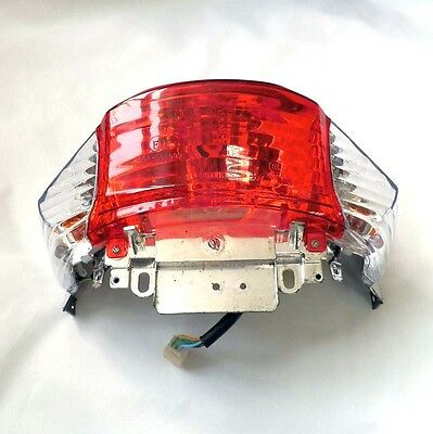 Scooter Tail Light Indicators for Baotian Benzhou 50cc GY6 Chinese Parts