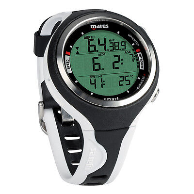 Mares Smart Dive Computer White  02UK