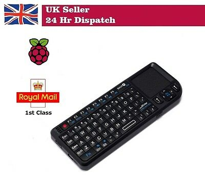 DFROBOT WIRELESS KEYBOARD with Touchpad for Raspberry Pi