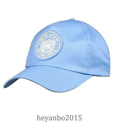 Us United States Nations Peacekeeping Force Baseball Cap Hat