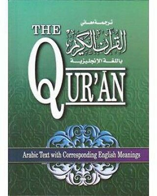 The Quran Arabic Text With Corresponding English Meanings By International Large
