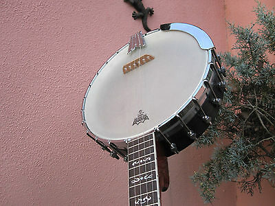 "5 string Banjo ""Cotton Eye Joe""  Banjomanufaktur"