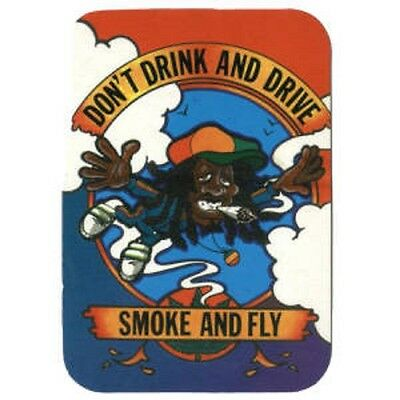 FUN - Don´t Drink And Drive Smoke...- Aufkleber Sticker - Neu #256 - Funartikel