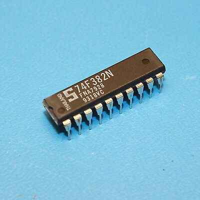 SIGNETICS 74F382N 20-Pin DIP Integrated Circuit New Lot Quantity-10