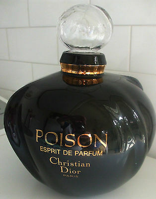Large Christian Dior Poison Display Perfume Factice Dummy Store Display