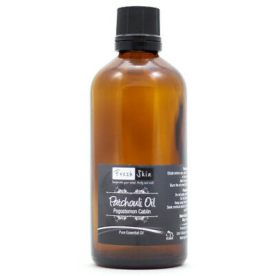 100ml Patchouli Pure Essential Oil
