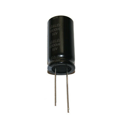 6800uF 16V 105'C Radial Electrolytic Capacitor, ELITE, PF Series