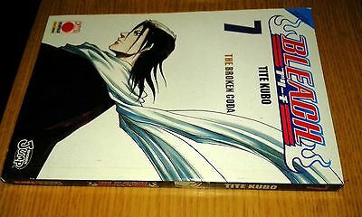 Bleach #  7-Tite Kubo-The Broken Coda-Panini Comics-Planet Manga-Mn4