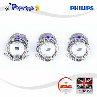 3 X Razor Head Replacement Blade Cutter For Philips HQ8 [Check Compatible Model]