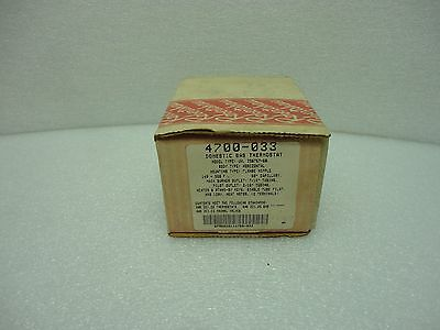 Robertshaw 4700-033 UH Domestic Gas Oven Thermostat Uni-Line NOS