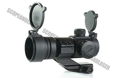 AIM M3 Red / Green Dot Scope With Cantilever Mount Black or DE Marui G&P