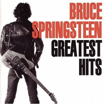 Greatest Hits - Bruce Springsteen (1995, CD NUOVO) Feat. THE E Street Band