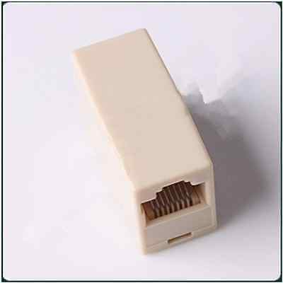Wholesale RJ45 Cat5e Coupler Connector For Extension Broadband Network Cable USA
