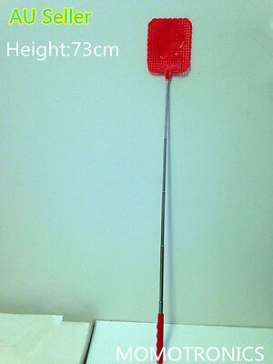 Fly Swatter Extendable Handle Telescopic Insect Mosquito Metal Caravan wholesale