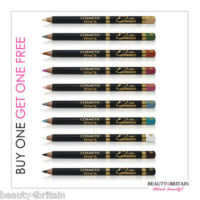 Eyeliner Lip Liner Pencil 9 Different Colours Made In Eu