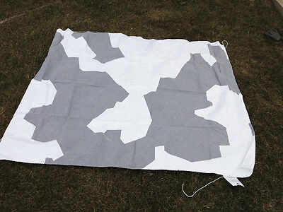 SAAB Sweden Canadian Military Winter/Arctic Camouflage Screen Cover #10803