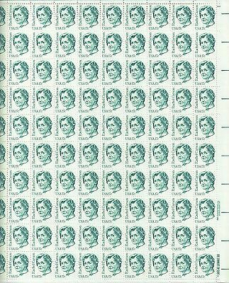 USA-United States 1981 17c Postage Rachel Carson Sheet Scot 1857 MNH