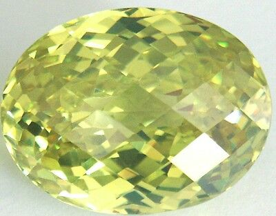 a pair of 6 mm Round Lime Green Russian Lab CZ AAAAA