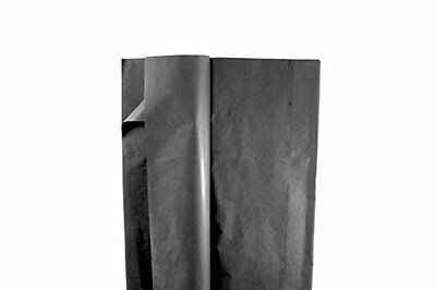 "BWI 30-Sheets 20"" x 20"" Tissue Paper - Black"