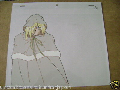 Slayers Gourry Gabriev Anime Production Cel 4