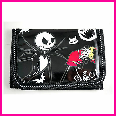 NEW Nightmare Before Christmas Jack Children's Kids Boys Coins Purse Wallet Bag