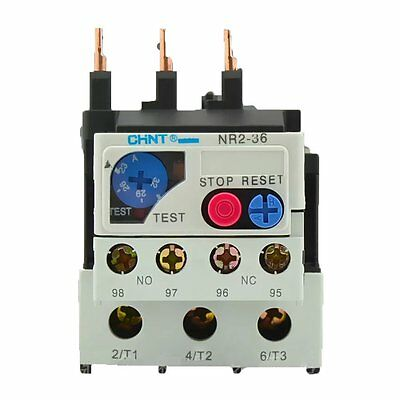 23-32A Thermal Overload Relay NR2-36 CHINT