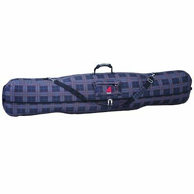Athalon Fitted Snowboard Bag-170 cm Plaid