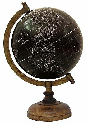 Desktop Table Decor Rotating Globes Ocean Geographical Earth World Map Globe3377
