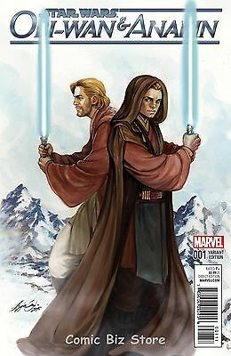 Obi-Wan And Anakin #1 (Of 5) (2016) Scarce 1:25 Oum Variant Cover Star Wars