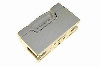 30 Amp rewireable fuse carrier cartridge with base and fuse wire GEC X5852 30A