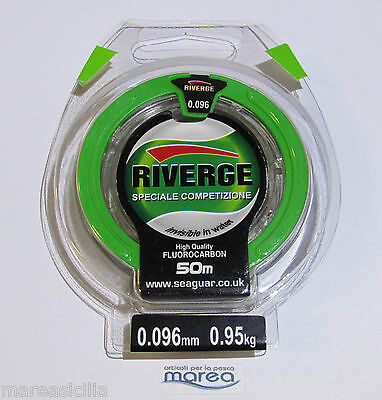 Fluorocarbon RIVERGE 50 mt. Made in Japan