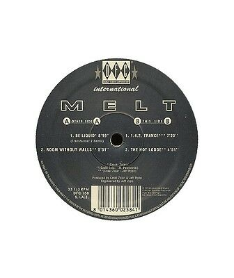 """[EX10714] Melt """"Be Liquid / Room Without Walls / 1.4.2 Trance / The Hot Lodge"""""""