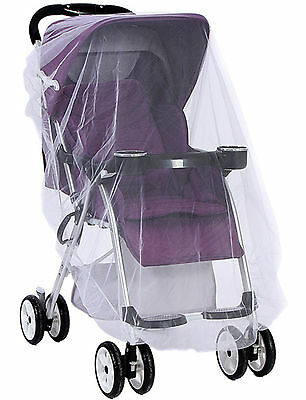 AU seller Insect bug Cover Mosquito net for Pram/Stroller Accessory brand new J