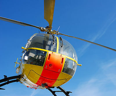 Fly A Helicopter Experience Gift - SAVE £70 - valid min. 9 months from issue