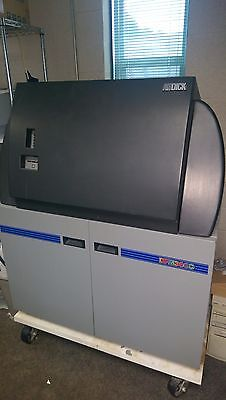 AB Dick DPM34 SC Digital Platemaker