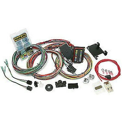Painless Performance 10140 26 Circuit Customizable Weatherproof Chassis Harness