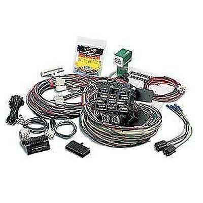 Painless Performance 50002 21-Circuit Pro Street Wiring Harness