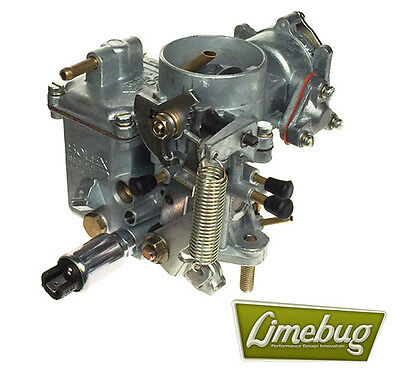 VW Beetle 30/31 Pict Carburetor Licensed Solex Carb Fuel 1200 - 1600 T1 T2 Bus