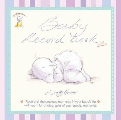 Humphrey Baby Record Book Gift Book