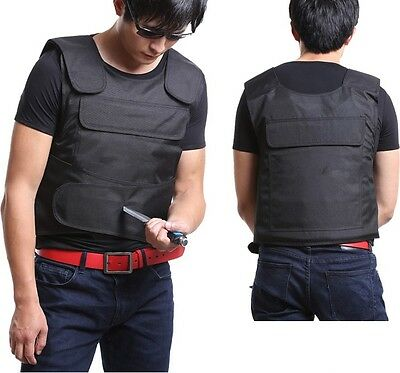 Anti Knife Stab Tactical Army Thorn-Proof Bulletproof Vest Protection Body Armor