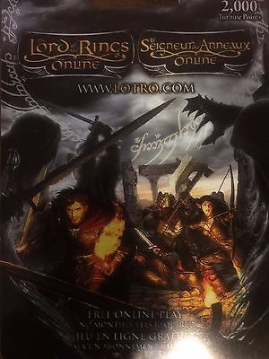 Lord of the Rings Online - 2000 Turbine Points - LOTRO Key Code