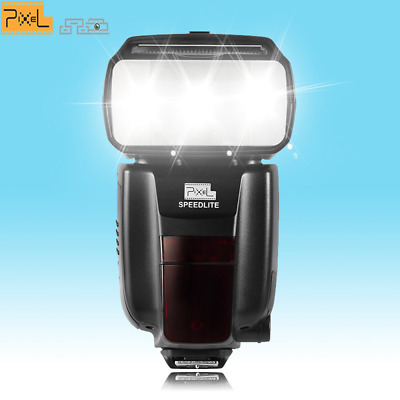 Pixel X800N Pro 1/8000s HSS wireless flash speedlite light for Nikon D3100 D7100