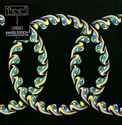 TOOL : LATERALUS   (Holographic Limited Edition Double LP Vinyl) sealed