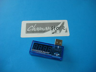Adapter USB Charger Doctor Voltage Current Meter Battery Tester Power