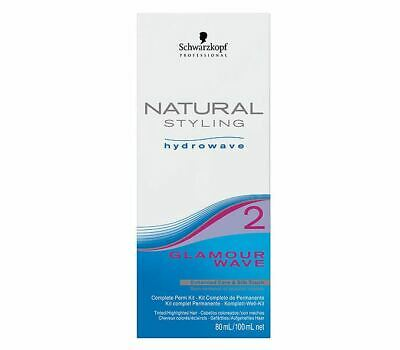 Schwarzkopf Natural Styling Glamour Kit 2, 180 ml