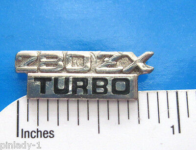 DATSUN 280zx turbo - hat pin , tie tac , lapel pin , hatpin GIFT BOXED